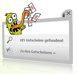 Gratis Gutschein-Toolbar von couponster.at