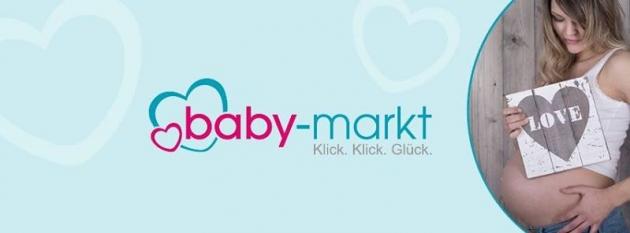 Bei Baby-Markt kannst Du Produkte für Dein Baby und Dich günstig kaufen