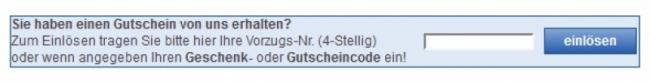 Gutschein-Hilfe Erwin Müller