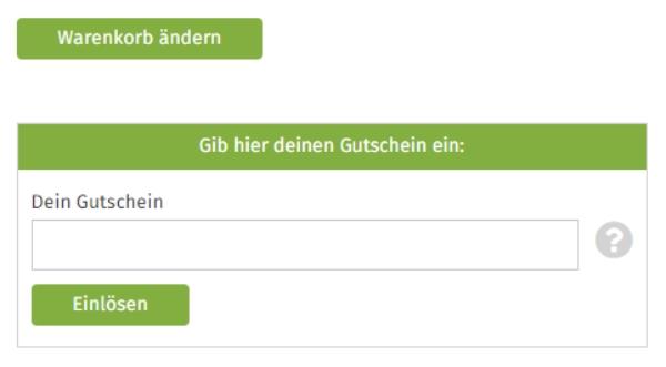 Gutschein-Hilfe FamBooks
