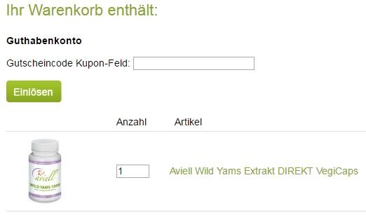 Gutschein-Hilfe Gesund24h.de