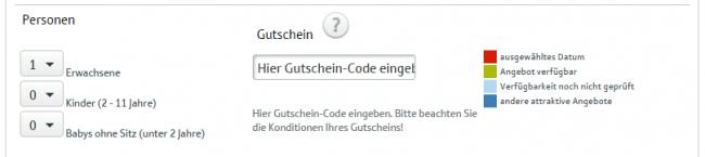 Gutschein-Hilfe Austrian Airlines