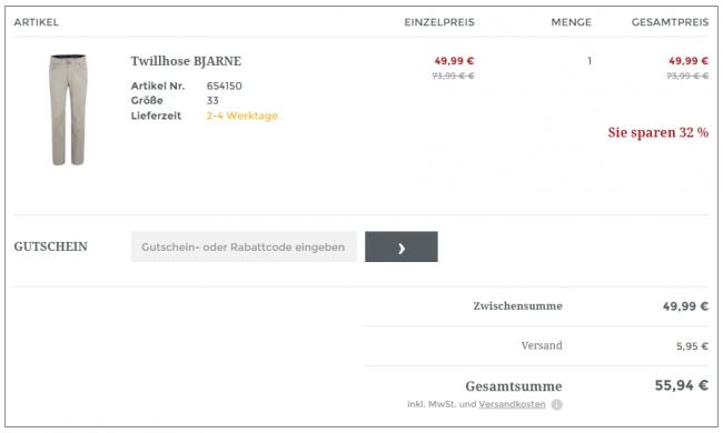 Gutschein-Hilfe Jan Vanderstorm