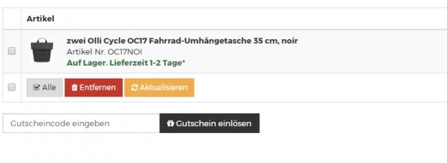 Gutschein-Hilfe Markenkoffer.de