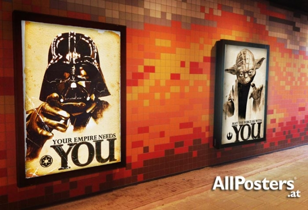 Entdecke jetzt Star Wars Poster bei allPosters.at