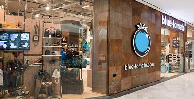 BlueTomato Shop Vösendorf in der Nähe von Wien