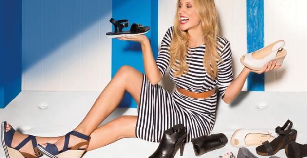 Bei Deichmann bekommst Du modische Schuhe in guter Qualität zu einem unschlagbaren Preis.