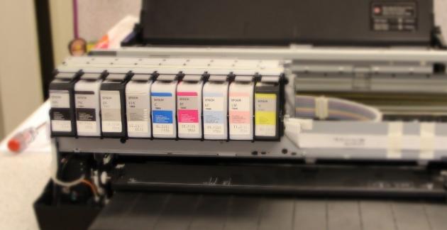 Druckerpatronen und Tintenpatronen bekommst Du günstig bei Druckerzubehör