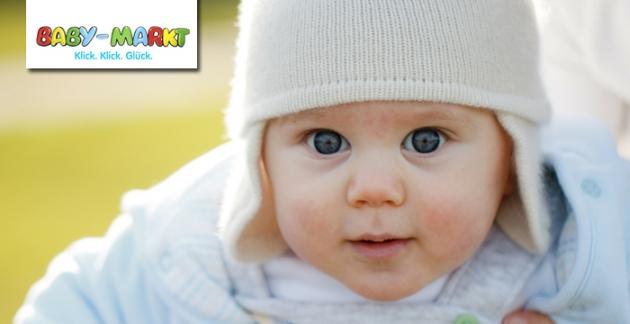 Baby-Markt: Klick. Klick. Glück.
