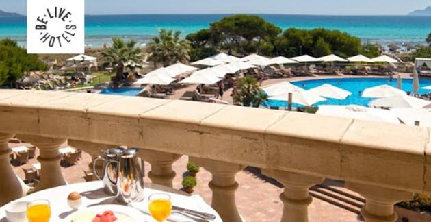 Wie wäre es mit einem romantischen Frühstück im Be Live Hotel?