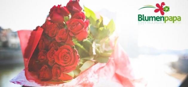 »Schatz, warum schenkst Du mir nie Blumen?« - »Weil ich Dir treu bin.«
