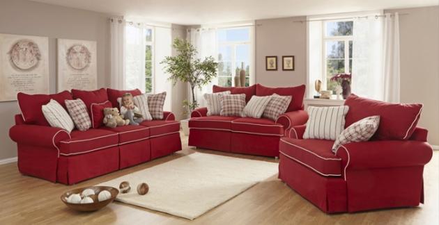 Neben schönen Möbeln gibt es auch schicke Deko von Brigitte Salzburg