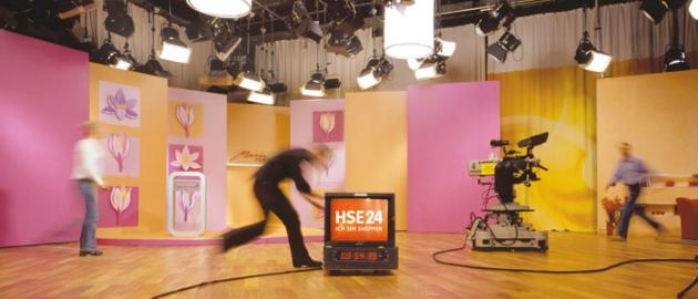 HSE24 – Deutschlands erster Shopping-Sender