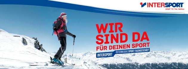 Wintersport-Ausrüstung und mehr gibt es bei Intersport