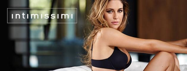 Wählen Sie das Passende aus den zahlreichen Zweiteilern, BHs, Slips, Lingerie, Kleidern und Pyjamas von Intimissimi.