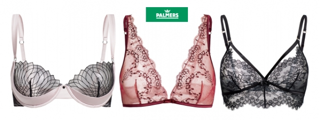 Lingerie bei Palmers