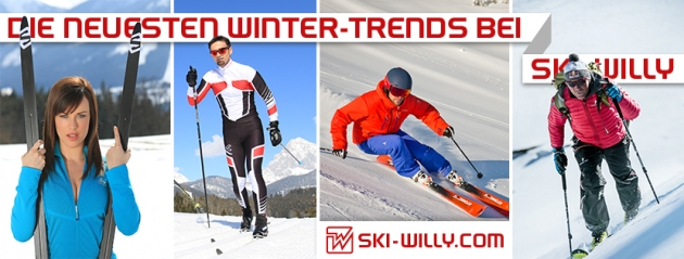 Wintersportartikel von Ski-Willy.com