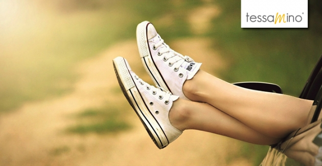 Du liebst Schuhe? Dann schnell zu tessamino!