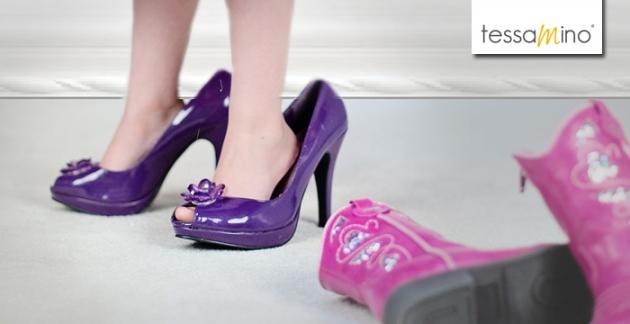 Nicht nur Schuhe – Auch Accessoires