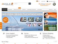 3sails.eu Vorschau-Bild