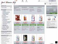 Sport-Vitamine-Shop Vorschau-Bild