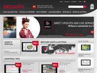Becker Online Shop Vorschau-Bild